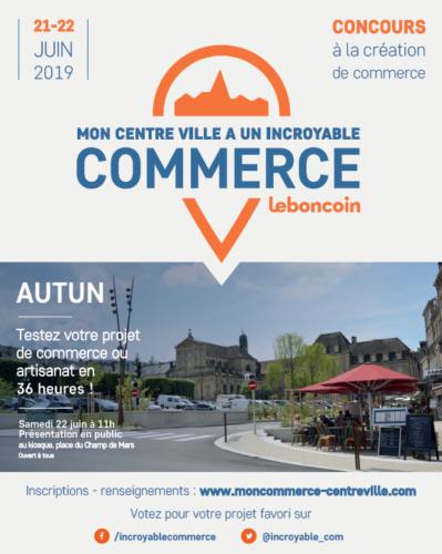 Autun - affiche 2019
