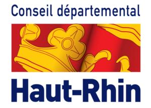 Logo conseil départemental Haut Rhin