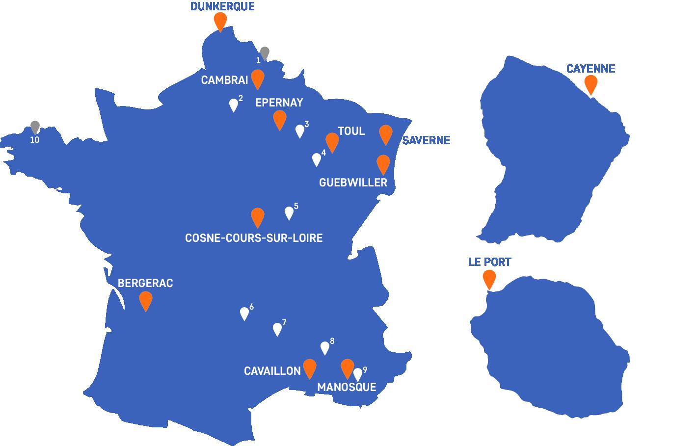 Carte centre-ville MCVAIC 2019-2020