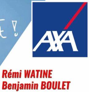 logo Axa Watine Boulet