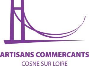 logo Associatio ndes commerçants cosne