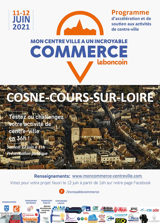 MCVAIC Affiche Cosne Cours sur Loire