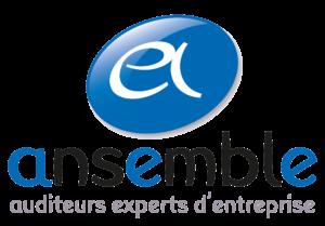 logo cabinet expert comptable Manosque Ansemble