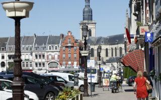 photo centre-ville Cambrai