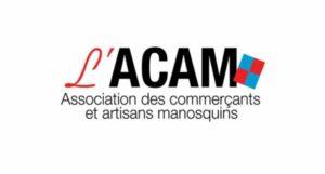 logo ACAM Manosque